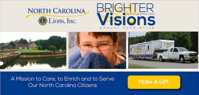 NC Lions Brighter Visions