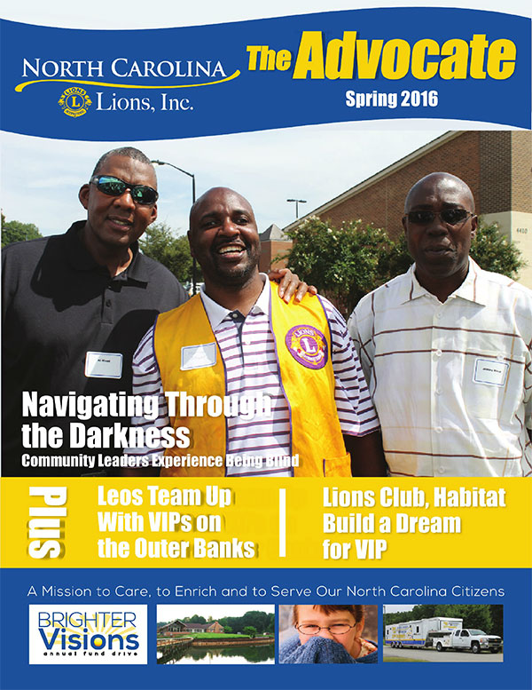 The Advocate (Spring 2016)